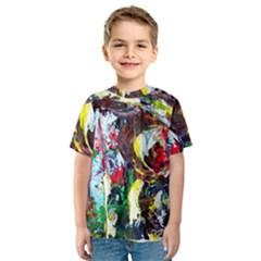 Eden Garden 12 Kids  Sport Mesh Tee