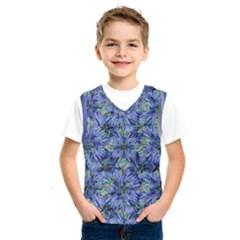 Modern Nature Print Pattern 7200 Kids  Sportswear