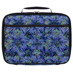 Modern Nature Print Pattern 7200 Full Print Lunch Bag