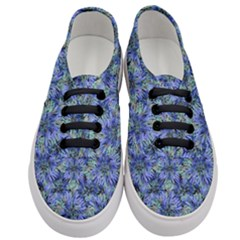 Modern Nature Print Pattern 7200 Women s Classic Low Top Sneakers