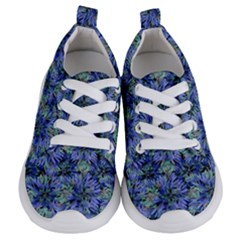 Modern Nature Print Pattern 7200 Kids  Lightweight Sports Shoes