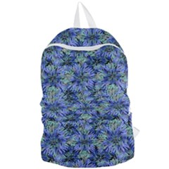 Modern Nature Print Pattern 7200 Foldable Lightweight Backpack