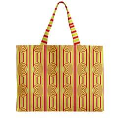 Pattern Factory 4181c Zipper Mini Tote Bag