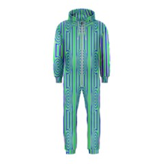 Pattern Factory 4181a Hooded Jumpsuit (kids)