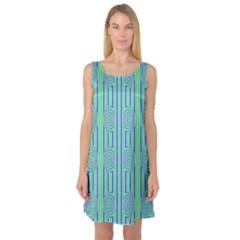 Pattern Factory 4181a Sleeveless Satin Nightdress