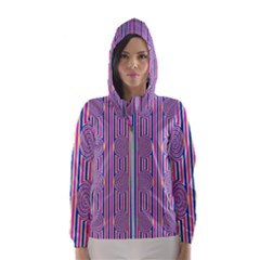 Pattern Factory 4181b Hooded Wind Breaker (women)