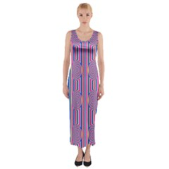 Pattern Factory 4181b Fitted Maxi Dress