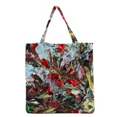 Eden Garden 11 Grocery Tote Bag by bestdesignintheworld
