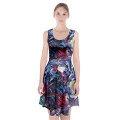 Eden Garden 9 Racerback Midi Dress