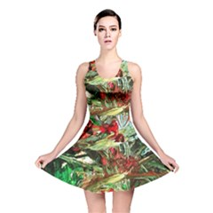 Eden Garden 8 Reversible Skater Dress