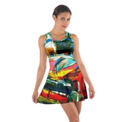 Aerobus Cotton Racerback Dress