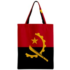 Flag Of Angola Classic Tote Bag
