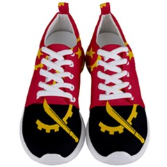 Flag Of Angola Men s Lightweight Sports Shoes