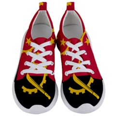 Flag Of Angola Women s Lightweight Sports Shoes