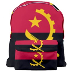 Flag Of Angola Giant Full Print Backpack