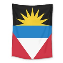 Flag Of Antigua & Barbuda Medium Tapestry