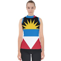 Flag Of Antigua & Barbuda Shell Top