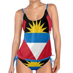 Flag Of Antigua & Barbuda Tankini Set