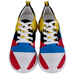 Flag Of Antigua & Barbuda Men s Lightweight Sports Shoes