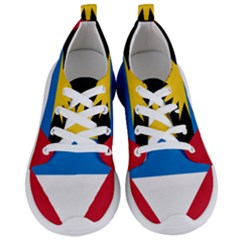 Flag Of Antigua & Barbuda Women s Lightweight Sports Shoes