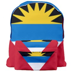 Flag Of Antigua & Barbuda Giant Full Print Backpack