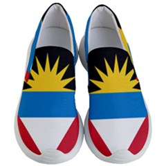 Flag Of Antigua & Barbuda Women s Lightweight Slip Ons