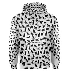 Heart Love Cats Kitten Kitty Men s Pullover Hoodie