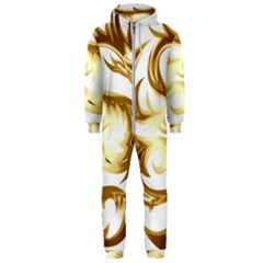 Dragon Animal Beast Creature Hooded Jumpsuit (men)