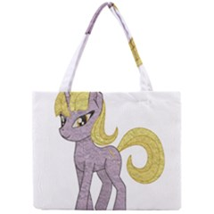 Unicorn Narwhal Mythical One Horned Mini Tote Bag by Simbadda