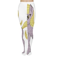 Unicorn Narwhal Mythical One Horned Women s Tights by Simbadda