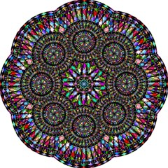 Mandala Decorative Ornamental Folding Umbrellas