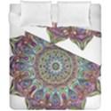 Mandala Decorative Ornamental Duvet Cover Double Side (California King Size) View1