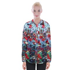 Eden Garden 5 Womens Long Sleeve Shirt