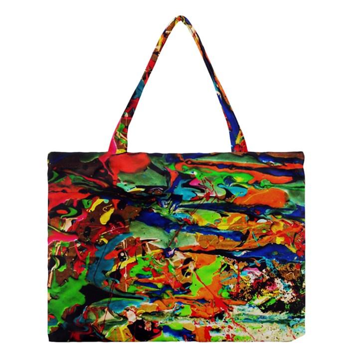 Width Medium Tote Bag