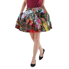 Eden Garden 6 A Line Pocket Skirt by bestdesignintheworld