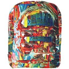 Red Aeroplane 1 Full Print Backpack
