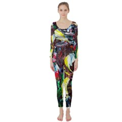 Eden Garden 3 Long Sleeve Catsuit
