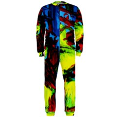 Perfect Night  For Samurai 1 Onepiece Jumpsuit (men)