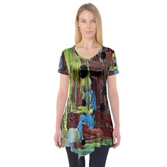Point Of View #4 Short Sleeve Tunic