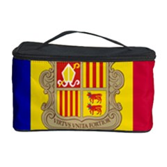 National Flag Of Andorra  Cosmetic Storage Case