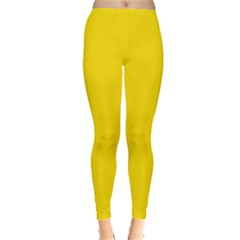 Civil Flag Of Andorra Leggings