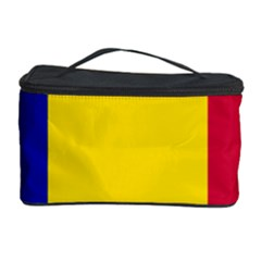 Civil Flag Of Andorra Cosmetic Storage Case
