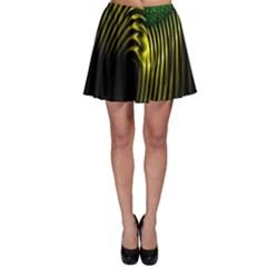 Modern Day Knight Skater Skirt
