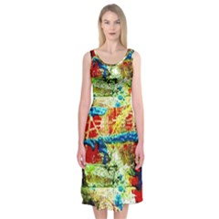 Untitled 1/1 Midi Sleeveless Dress