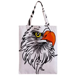 Animal Bird Cartoon Comic Eagle Classic Tote Bag by Simbadda