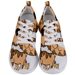 Cats Kittens Animal Cartoon Moving Men s Lightweight Sports Shoes
