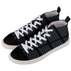 Ability Y Men s Mid Top Canvas Sneakers by ozarbw