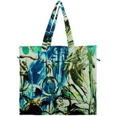 Clocls And Watches 3 Canvas Travel Bag by bestdesignintheworld