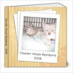 clowderhouse - 8x8 Photo Book (39 pages)