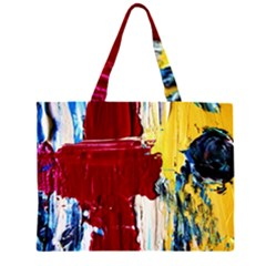Point Of View #2 Zipper Large Tote Bag by bestdesignintheworld